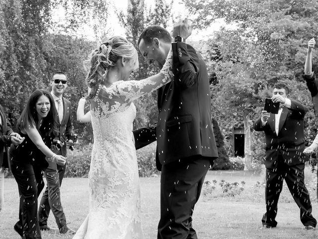 La boda de Roberto y Patricia en Mave, Palencia 31