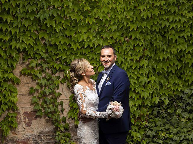 La boda de Roberto y Patricia en Mave, Palencia 44