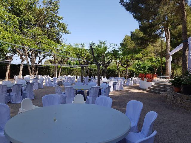 La boda de Héctor y Núria en Altafulla, Tarragona 4