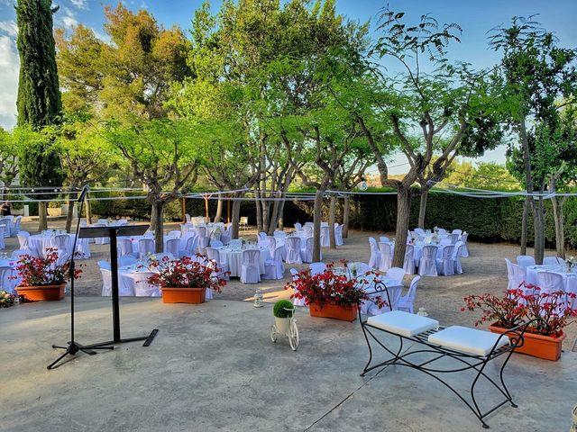 La boda de Héctor y Núria en Altafulla, Tarragona 7