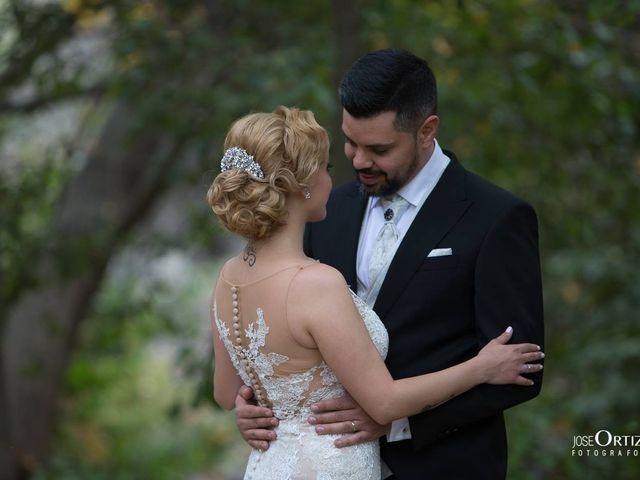 La boda de Albert y Montse en Almería, Almería 13