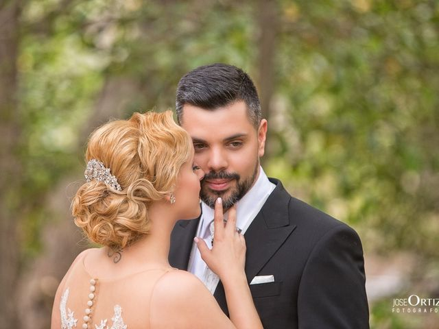 La boda de Albert y Montse en Almería, Almería 14