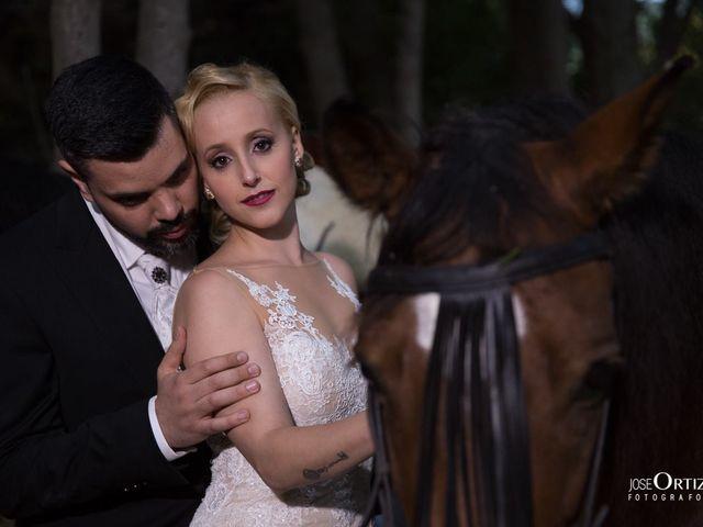 La boda de Albert y Montse en Almería, Almería 25