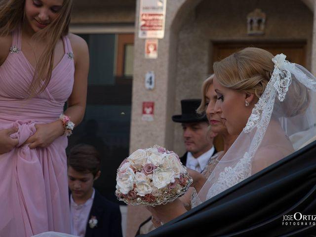 La boda de Albert y Montse en Almería, Almería 68