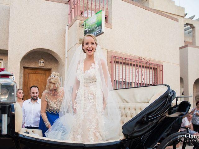 La boda de Albert y Montse en Almería, Almería 70