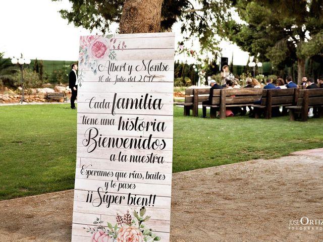 La boda de Albert y Montse en Almería, Almería 71