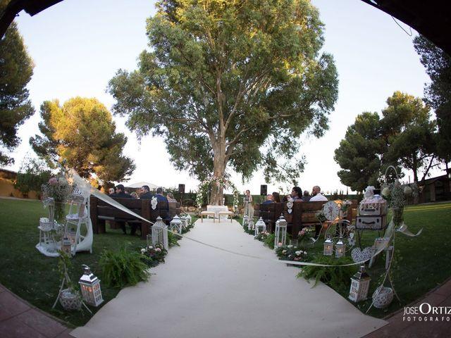La boda de Albert y Montse en Almería, Almería 73