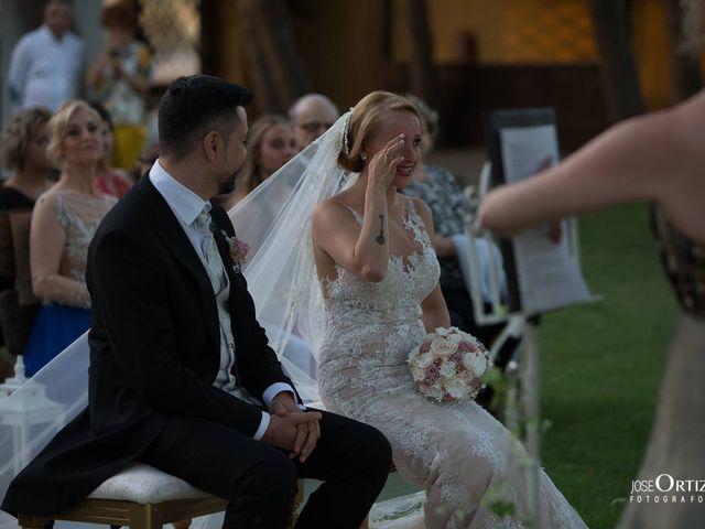 La boda de Albert y Montse en Almería, Almería 78