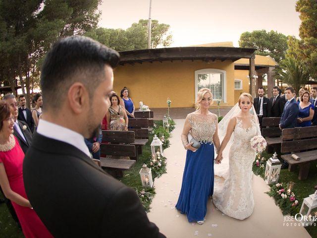 La boda de Albert y Montse en Almería, Almería 79