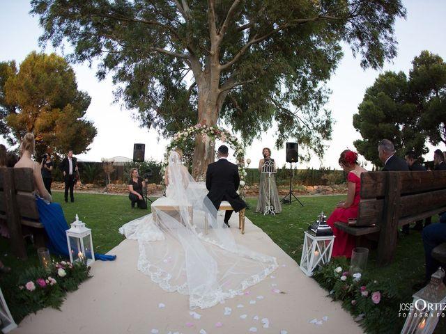 La boda de Albert y Montse en Almería, Almería 80