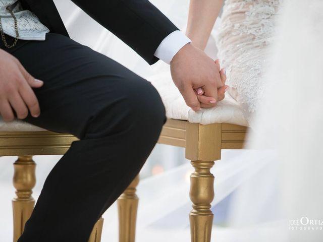La boda de Albert y Montse en Almería, Almería 83