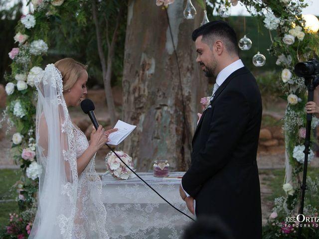 La boda de Albert y Montse en Almería, Almería 89