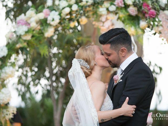 La boda de Albert y Montse en Almería, Almería 91