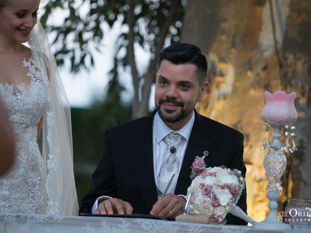 La boda de Albert y Montse en Almería, Almería 92