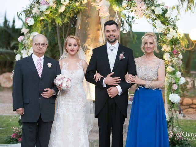 La boda de Albert y Montse en Almería, Almería 94