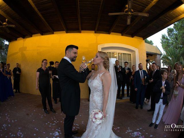 La boda de Albert y Montse en Almería, Almería 96