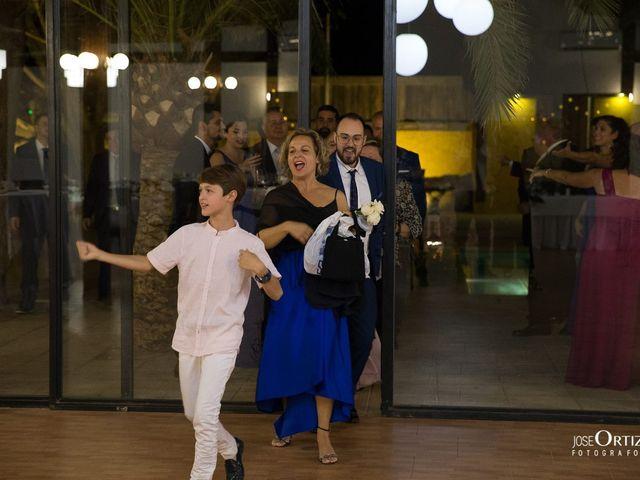 La boda de Albert y Montse en Almería, Almería 105