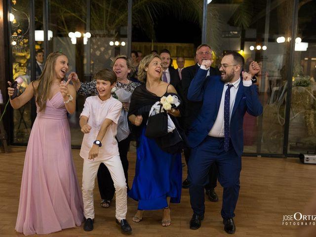 La boda de Albert y Montse en Almería, Almería 106