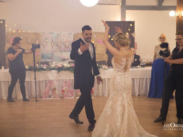 La boda de Albert y Montse en Almería, Almería 113