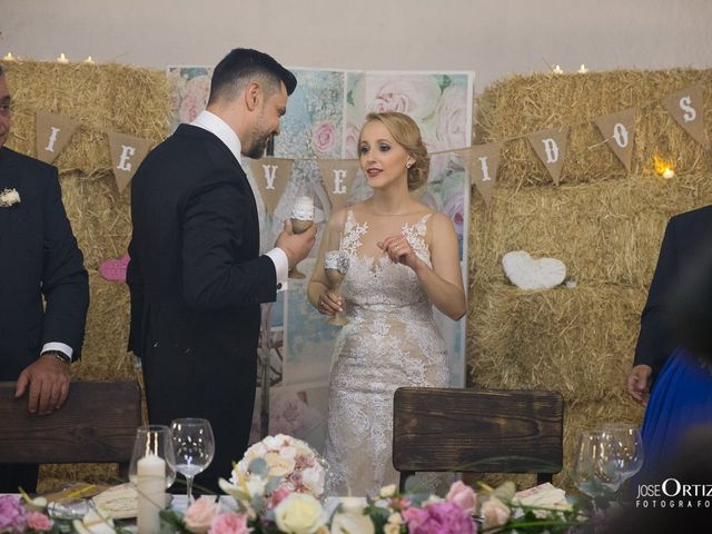La boda de Albert y Montse en Almería, Almería 116