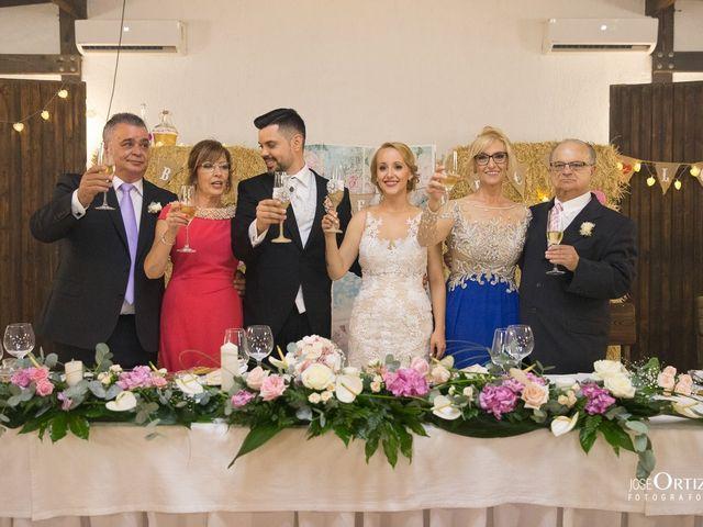 La boda de Albert y Montse en Almería, Almería 118
