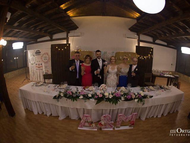La boda de Albert y Montse en Almería, Almería 119