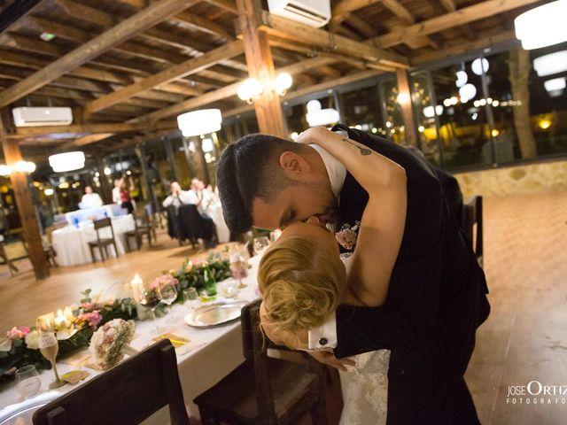 La boda de Albert y Montse en Almería, Almería 124