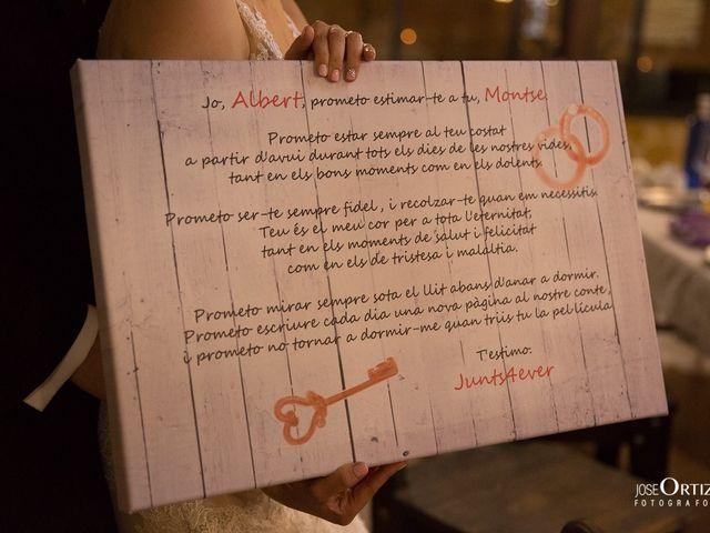 La boda de Albert y Montse en Almería, Almería 129