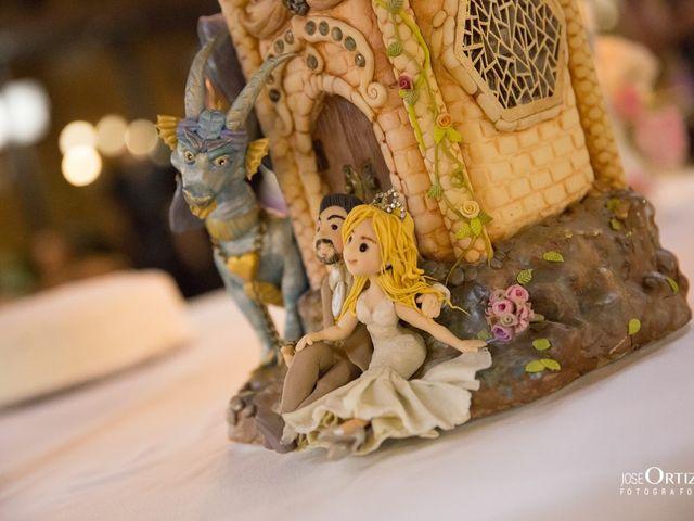 La boda de Albert y Montse en Almería, Almería 130