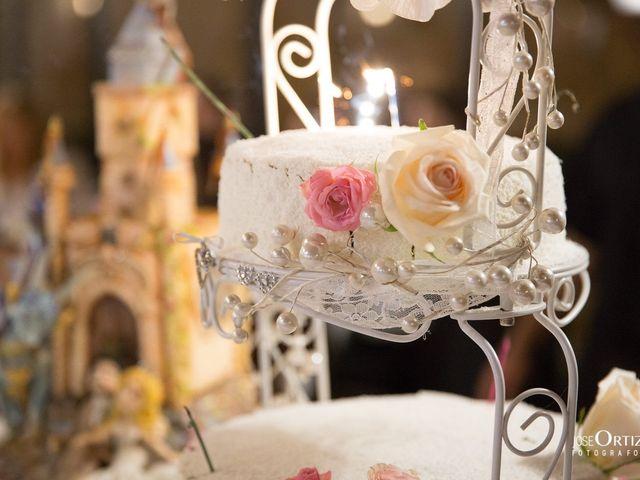 La boda de Albert y Montse en Almería, Almería 131
