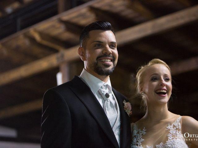 La boda de Albert y Montse en Almería, Almería 134