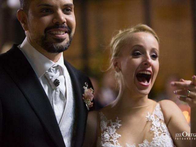 La boda de Albert y Montse en Almería, Almería 137