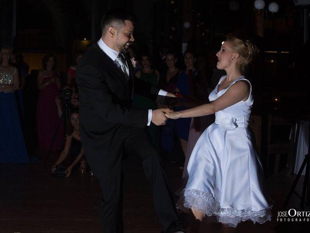 La boda de Albert y Montse en Almería, Almería 146