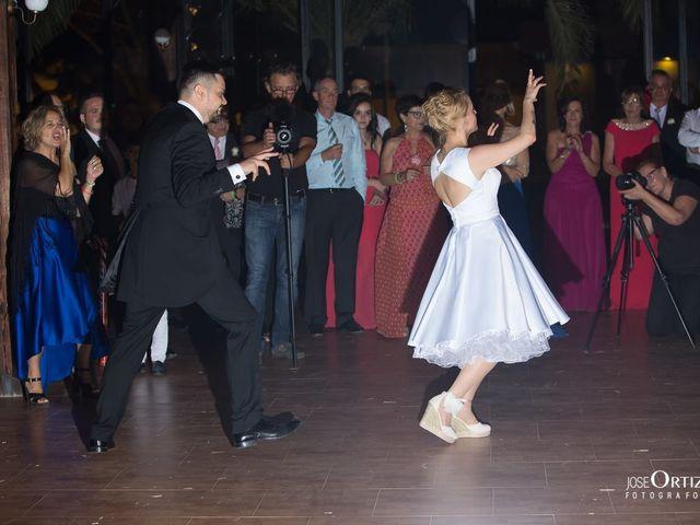 La boda de Albert y Montse en Almería, Almería 147
