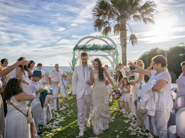 La boda de Felipe y Silvia en Motril, Granada 14
