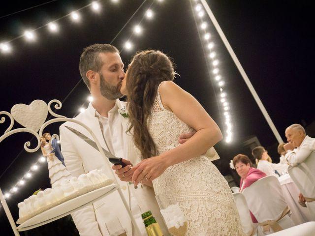 La boda de Felipe y Silvia en Motril, Granada 22