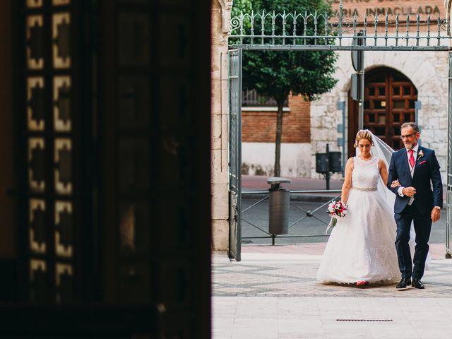 La boda de Alberto y Raquel en Simancas, Valladolid 34