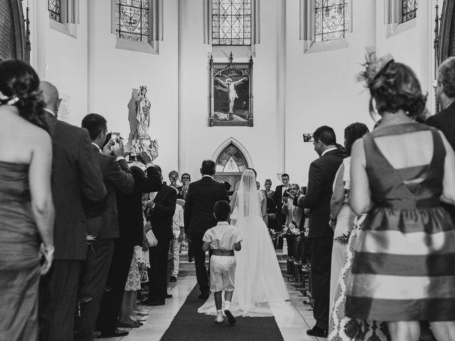 La boda de Alberto y Raquel en Simancas, Valladolid 37