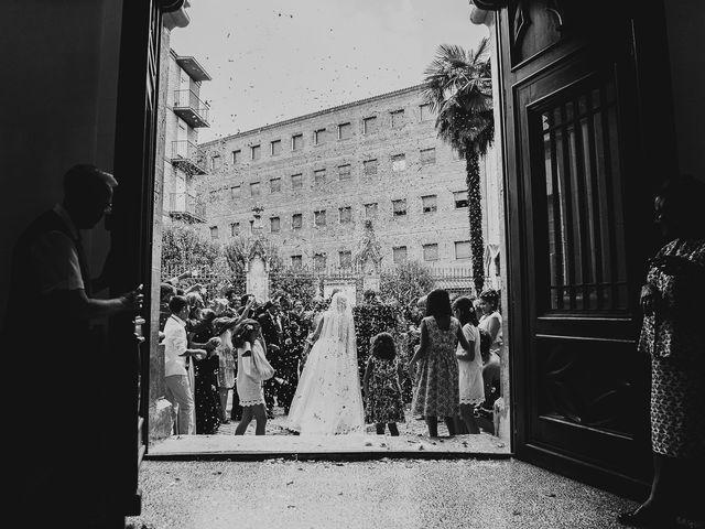 La boda de Alberto y Raquel en Simancas, Valladolid 41