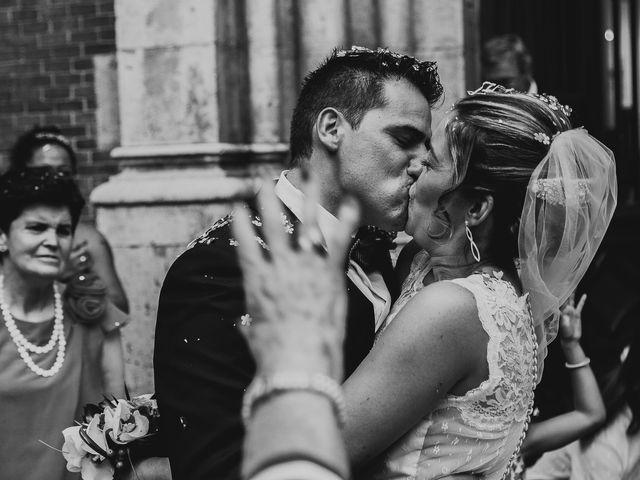 La boda de Alberto y Raquel en Simancas, Valladolid 42