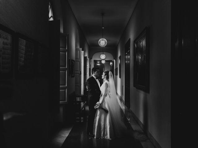 La boda de Alberto y Raquel en Simancas, Valladolid 43