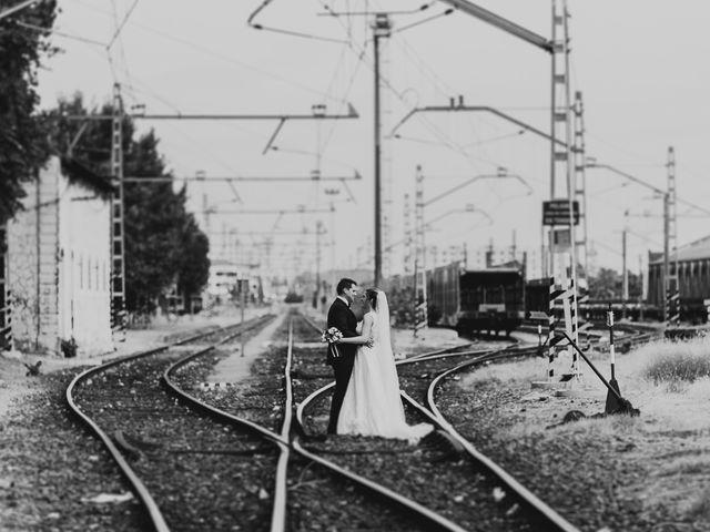 La boda de Alberto y Raquel en Simancas, Valladolid 46