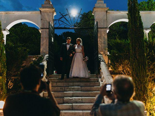 La boda de Alberto y Raquel en Simancas, Valladolid 51