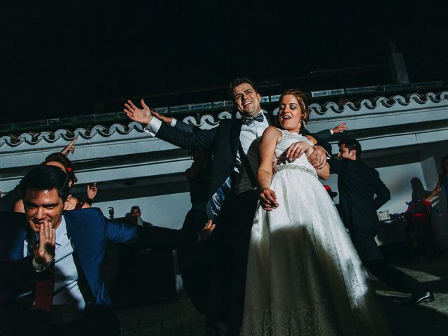 La boda de Alberto y Raquel en Simancas, Valladolid 68