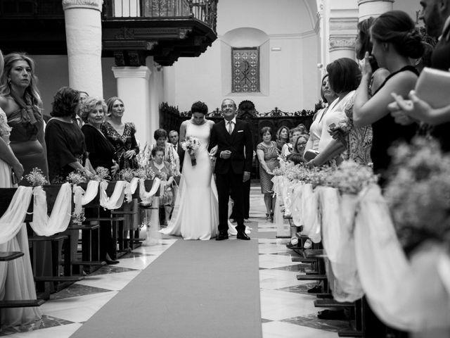 La boda de Pepe y Mónica en Montemayor, Córdoba 10
