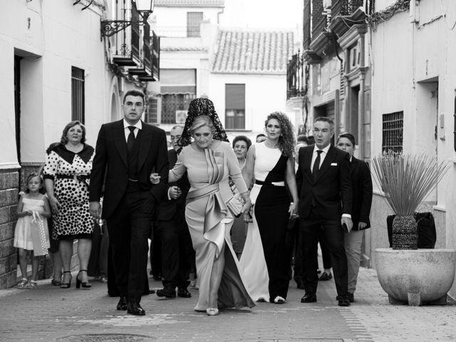La boda de Pepe y Mónica en Montemayor, Córdoba 15