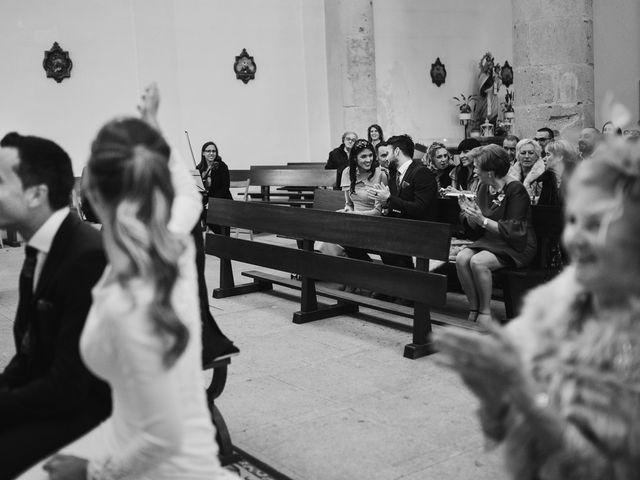 La boda de Jon y Nuria en Valdetorres De Jarama, Madrid 17