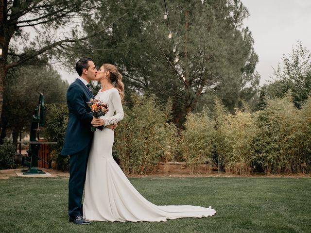La boda de Jon y Nuria en Valdetorres De Jarama, Madrid 19