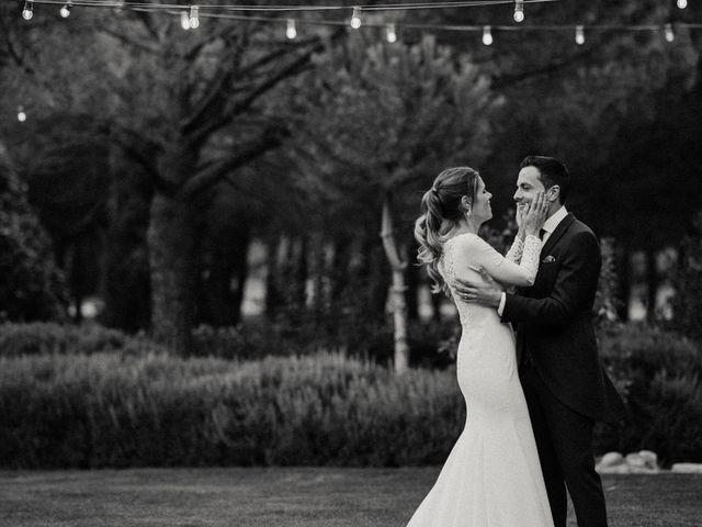 La boda de Jon y Nuria en Valdetorres De Jarama, Madrid 13
