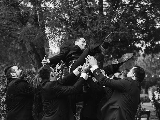 La boda de Jon y Nuria en Valdetorres De Jarama, Madrid 21